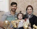درخواست طلاق همسر علیرضا بیرانوند از وی + دلایل +18