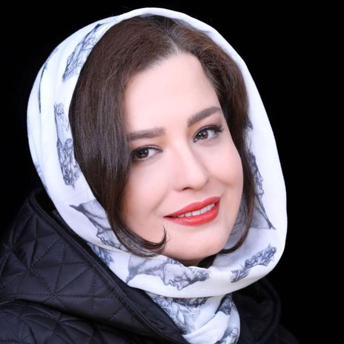 نامه عاشقانه مهراوه شریفی نیا برای معشوقش + فیلم