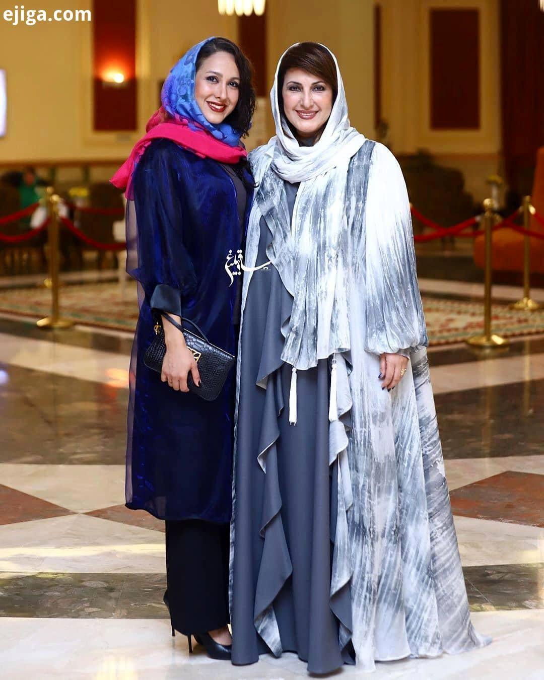 عکسی از فاطمه گودرزی و دخترش آوا گنجی :: ایجیگا