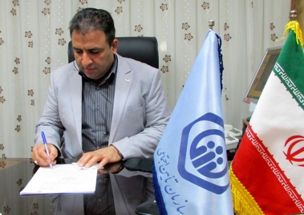 مدیر درمان تامین اجتماعی منطقه کاشان منصوب شد