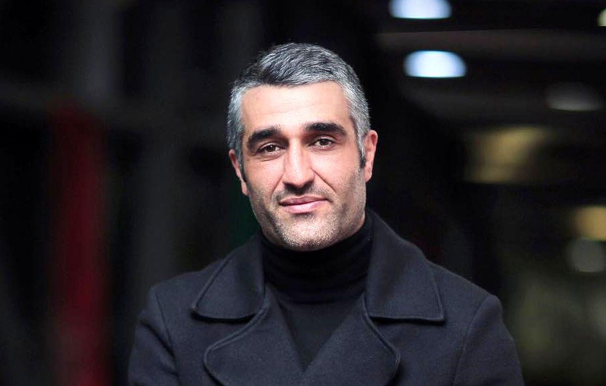 پژمان جمشیدی بازیگر معروف ازدواج کرد + عکس لورفته از عروس