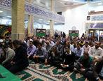 مراسم گرامیداشت شهید قاسم سلیمانی در پتروشیمی بندر امام + تصاویر
