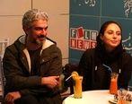 ازدواج مهدی پاکدل و رعنا آزادی ور علنی شد + عکس
