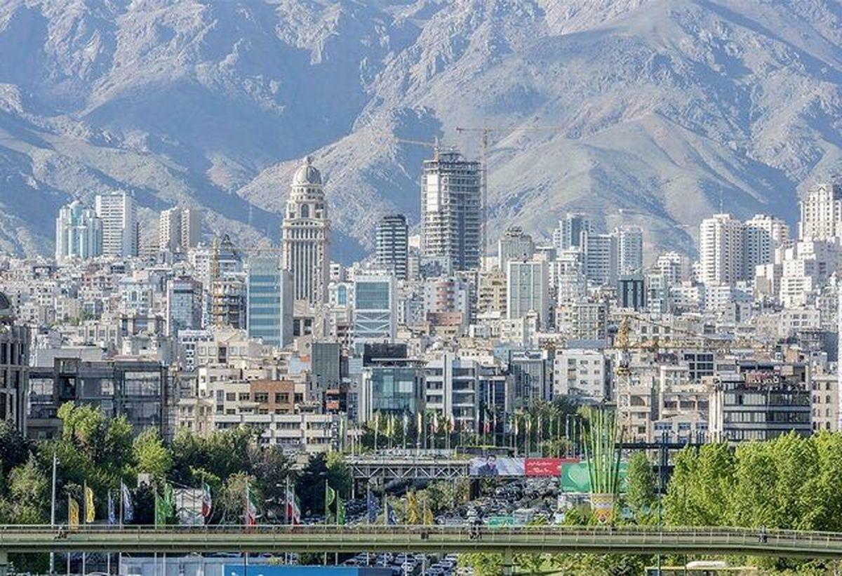 قیمت روز مسکن در تهران + جدول
