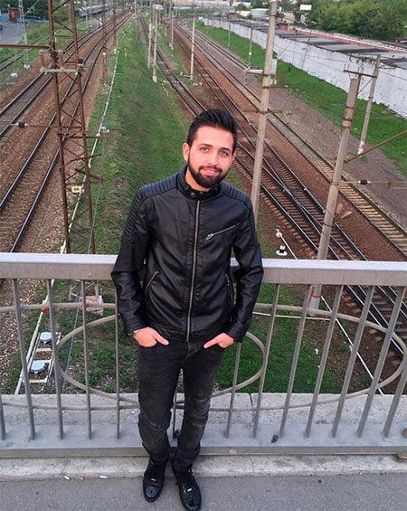 بیوگرافی محسن افشانی