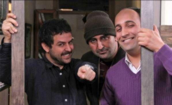 مهران احمدی و هومن سیدی