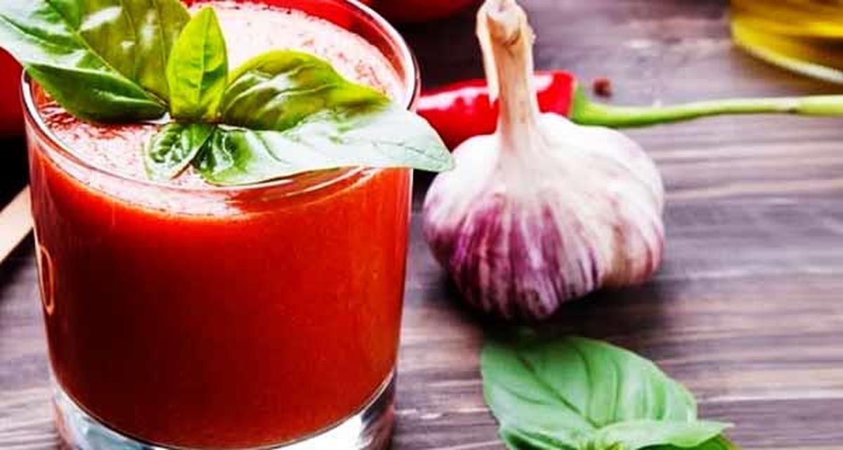 طرز تهیه سس گوجه فرنگی خانگی