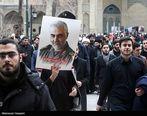 واحدهای صنفی مشهد در روز ۱۵ دی ماه تعطیل شدند / حضور پرشور بازاریان در مراسم تشییع شهید سلیمانی