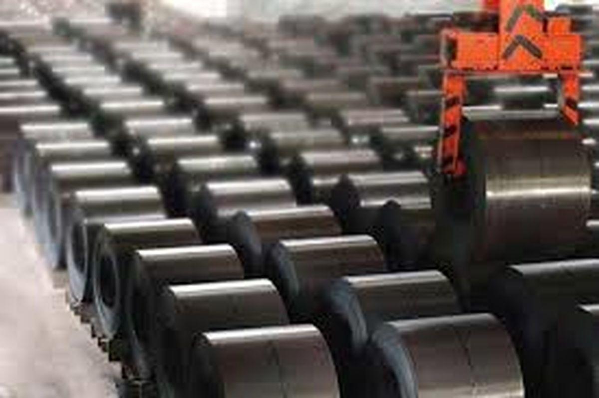 تولید فولاد ایران افزایش یافت
