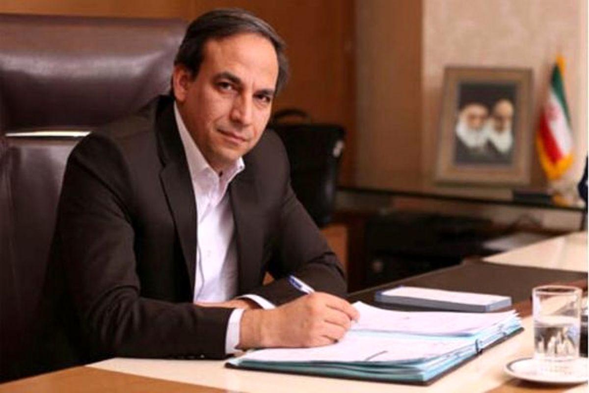 اسماعیل دلفراز مدیر عامل بیمه ملت شد