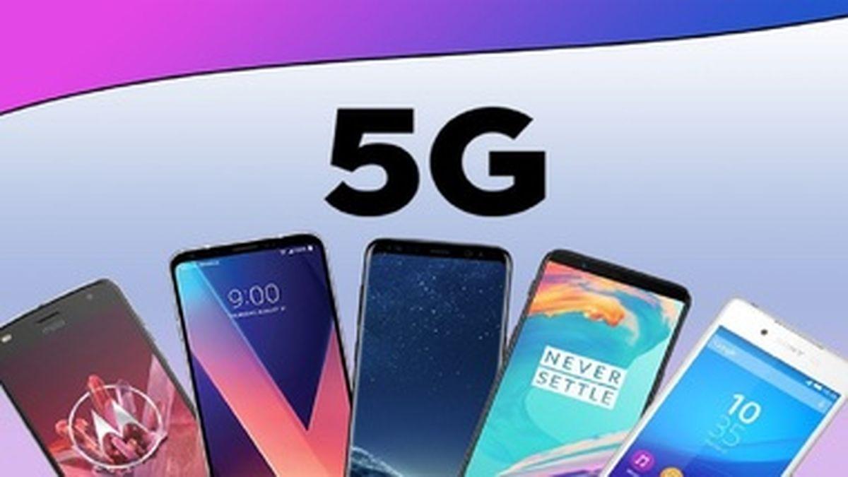 قیمت جدید گوشی های نسل 5G + جدول