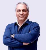 شایعه هایی در مورد مهران مدیری و همسرش + تصاویر