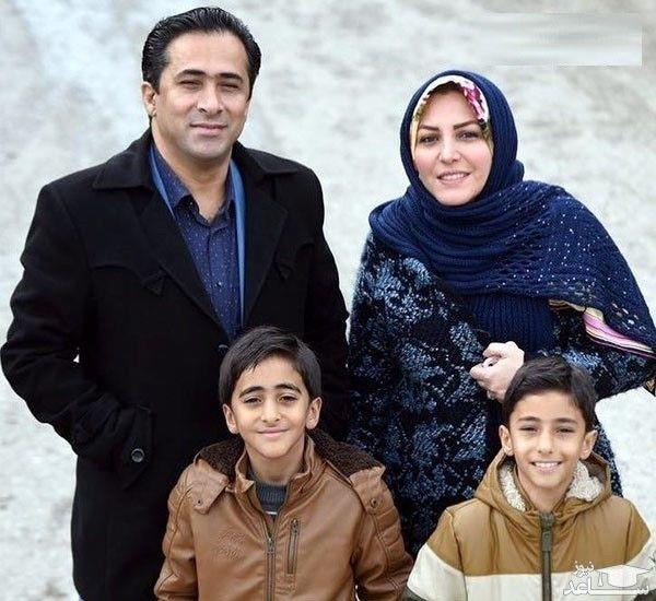 خانواده المیرا شریفی مقدم