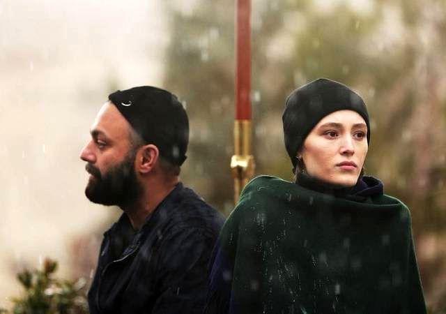 فرشته حسینی و صابر ابر
