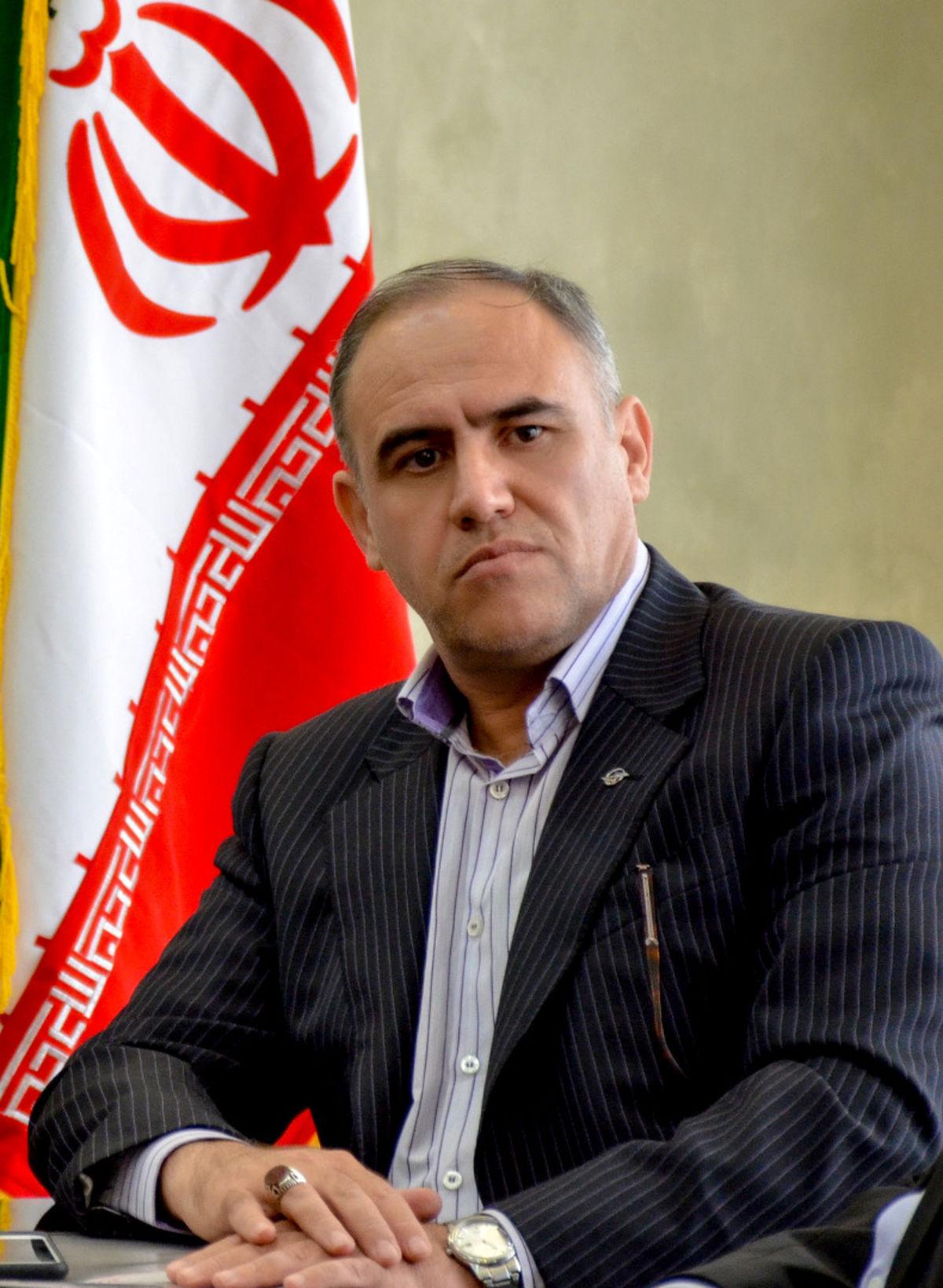 اجرای تعهدات شرکت هواپیمایی ایران در فرودگاه آیت اله جمی