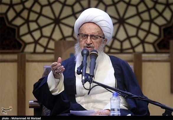 تاکید آیتالله مکارم شیرازی بر شرکت کردن در انتخابات
