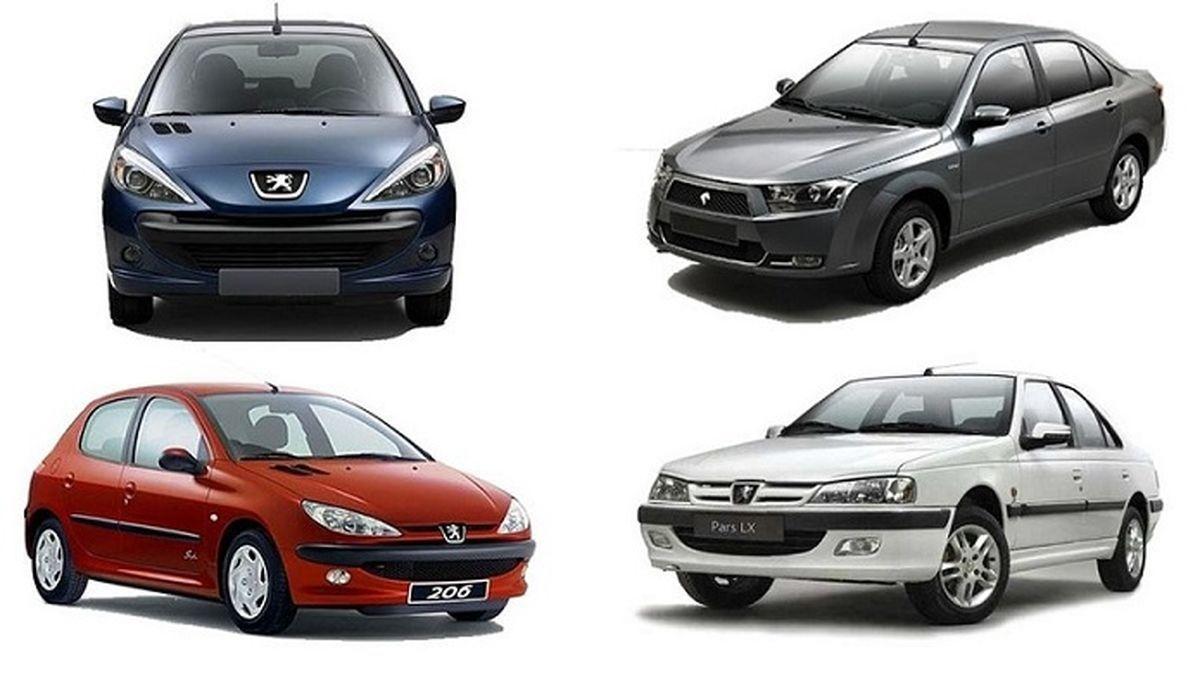 آخرین قیمت خودرو داخلی 10 تیر + جدول