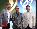 عادل بهترین چهره تلوزیون شد + جزئیات