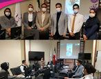 جلسه هماهنگی راهبران فروش مناطق شرکت بیمه آرمان
