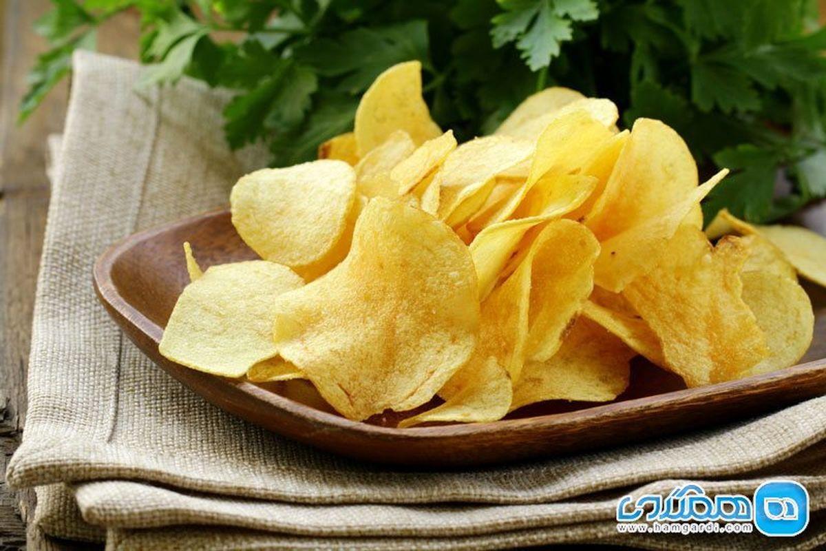 4 خوراکی که ریه هایتان را از نفس می اندازد