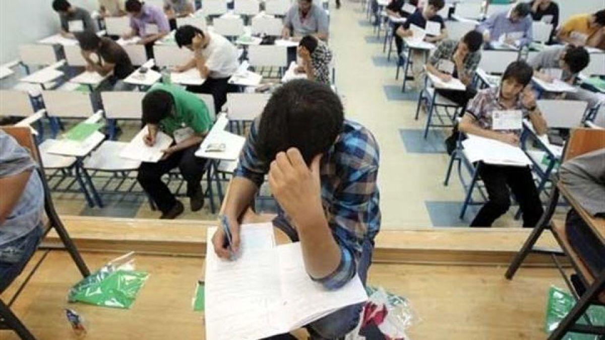 طریقه برگزاری امتحانات در روزهای کرونایی تصویب شد