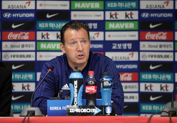 سخنان سرمربی تیم ملی بعد از دیدار با کره جنوبی