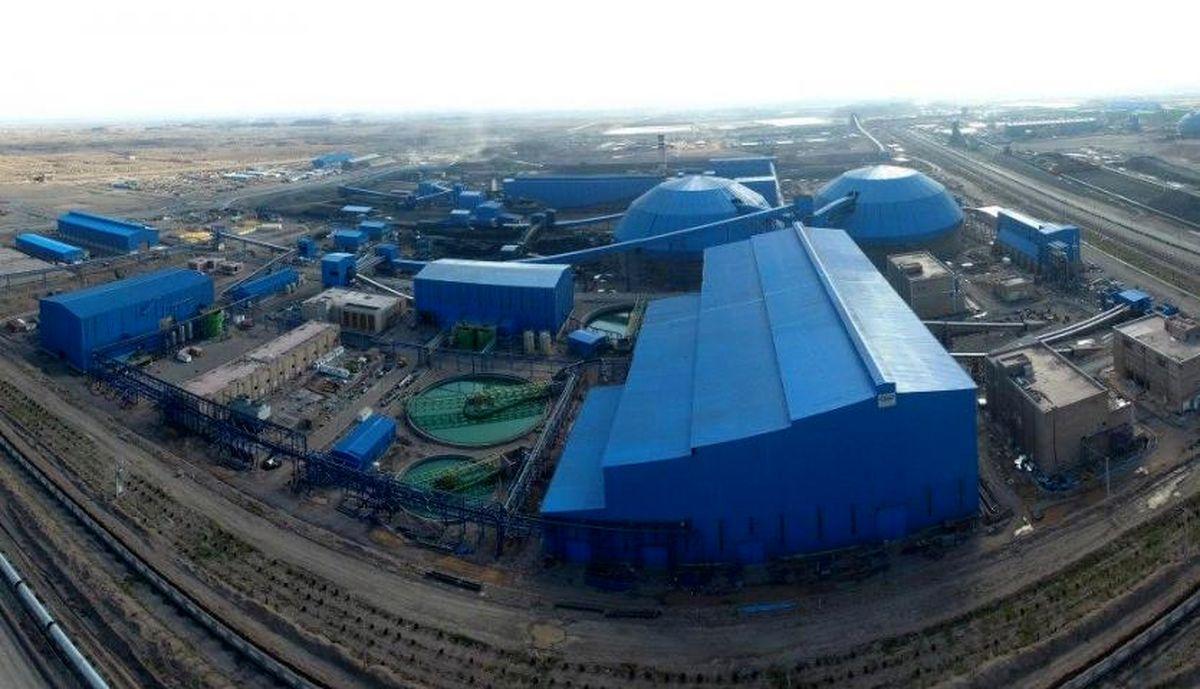 2 کارخانه فرآوری سنگ آهن در سنگان آماده افتتاح شدند