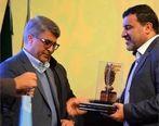 شرکت فولاد خوزستان تندیس ملی مسئولیتپذیری اجتماعی را دریافت کرد