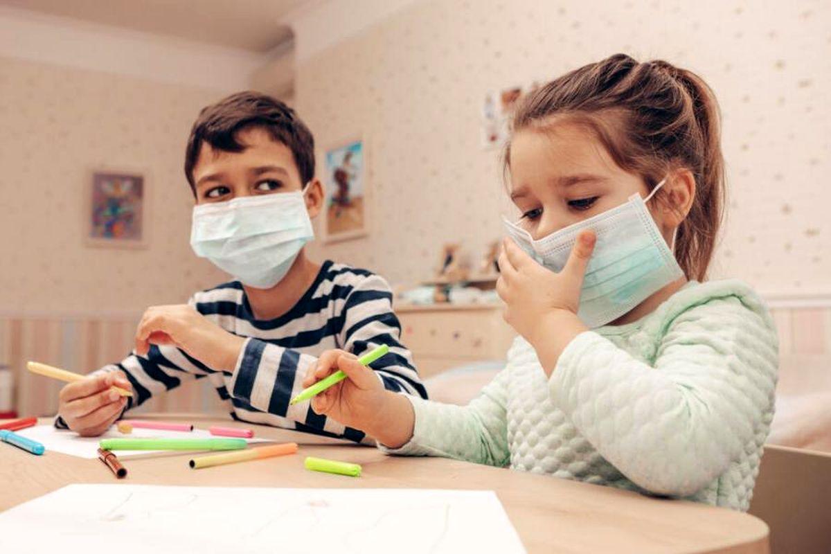 علائم کرونا در کودکان به چه شکل است؟