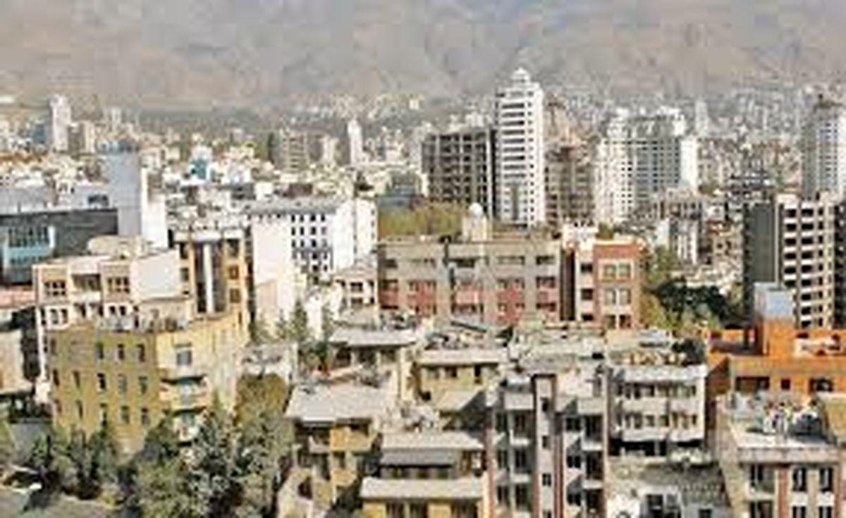 قیمت آپارتمان در تهران /  ۲۵ اردیبهشت ۹۸