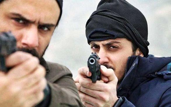 حمله تند حسام الدین اشنا و تهیه کننده سریال گاندو به یکدیگر + عکس