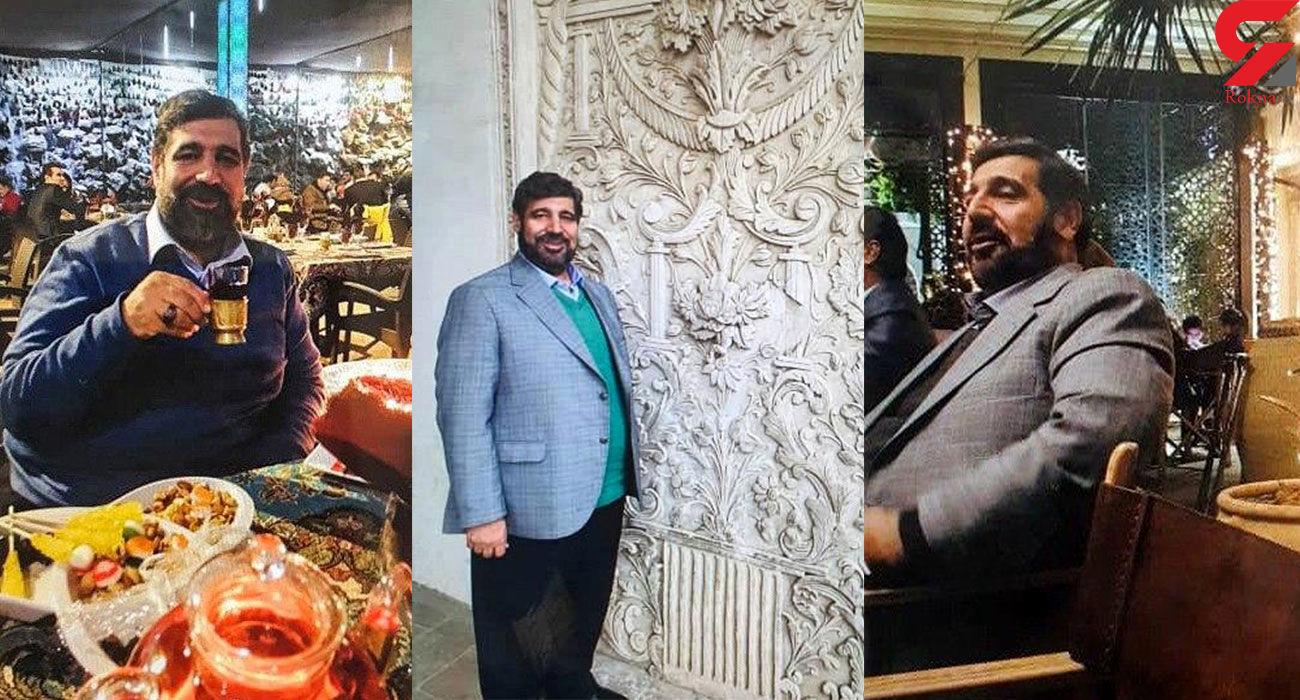 تصاویر دیده نشده از خوشگذرانی قاضی منصوری در خارج از کشور قبل از مرگ