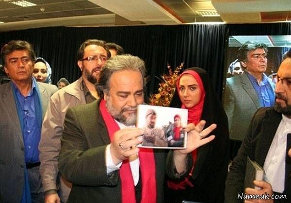 محمدرضا شریفی نیا و لیلا اوتادی در فیلم اخراجی ها