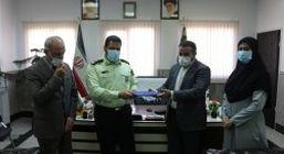جلب رضایت مردم، در سایه تعامل نیروی انتظامی و شورای شهر کیش