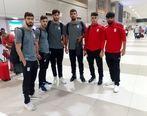 بازگشت تیم فوتبال المپیک به تهران