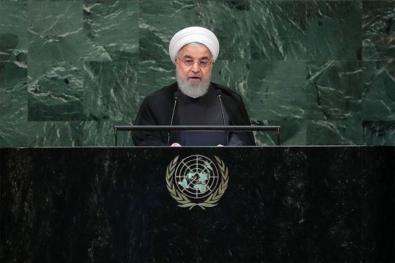 زمان و ساعت سخنرانی روحانی در سازمان ملل به وقت ایران