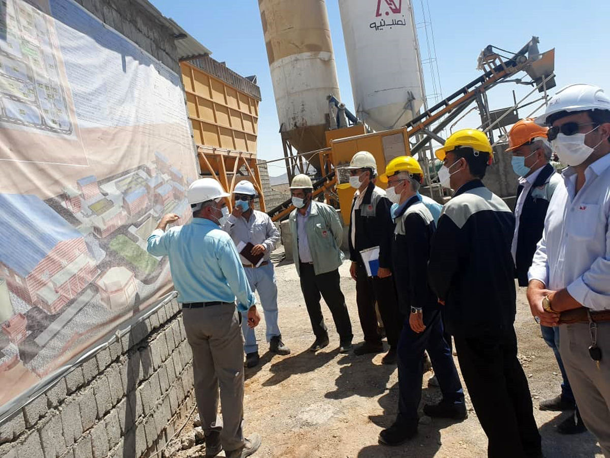 به ثمر رسیدن سرمایه گذاری ۲۰۰۰ میلیارد تومانی ذوب آهن در پروژه های انتقال آب و پساب