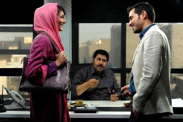 فرهاد اصلانی و شهاب حسینی