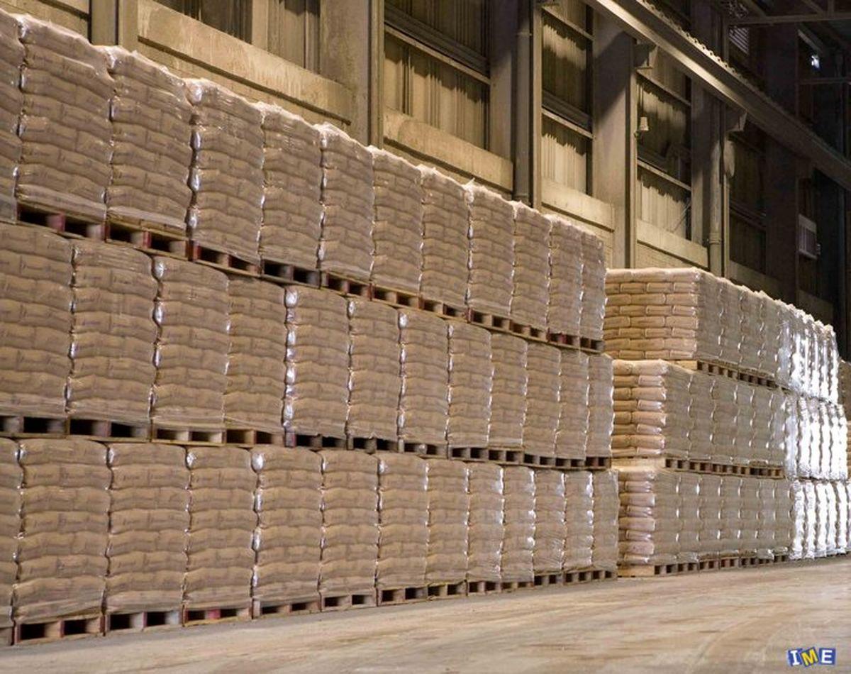 تاکنون عرضه ۶۱۶ هزار تن سیمان در بورس کالا ثبت شده است