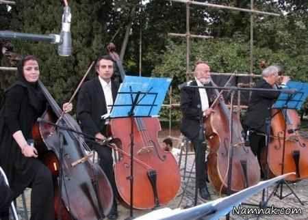 سپیده خداوردی نوازنده ارکستر ملی
