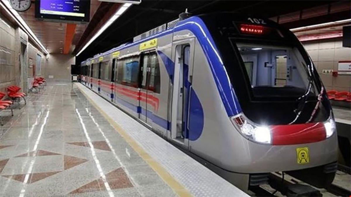 کاهش ۳۰درصدی آمار مسافران مترو