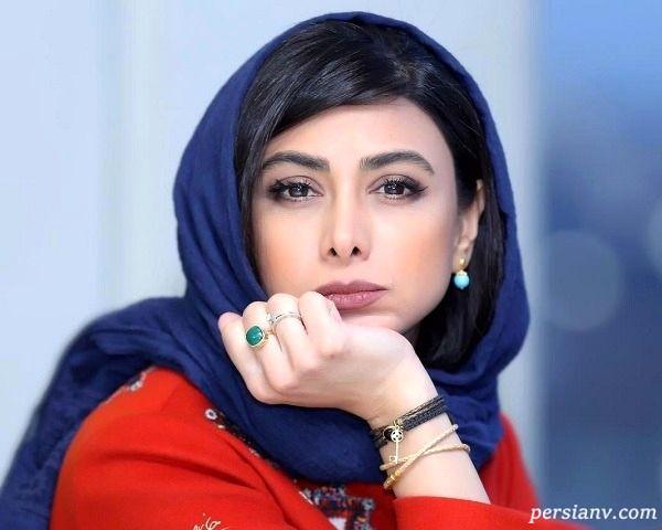 تصویر از واکنش آزاده صمدی به ازدواج دوم شوهر سابقش + عکس