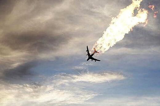 اولین فایل صوتی منتسب به هواپیمای اوکراینی افشا شد + فیلم