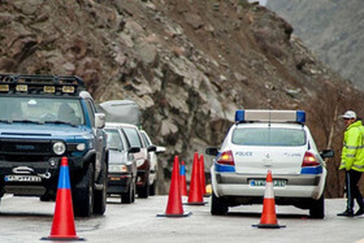 آغاز محدودیت تردد در پایتخت از  24  آبان