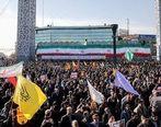 برگزاری مراسم بزرگداشت ۹ دی در تهران؛ جوانان بار دیگر نشان دادند پای انقلاب ایستادهاند