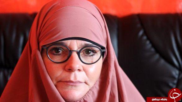 عروس داعشی که روزگار خانواده همسرش را سیاه کرد + تصاویر