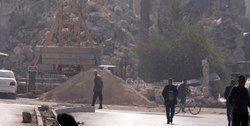حمله تروریستها به محله «جمعیه الزهراء» در حلب