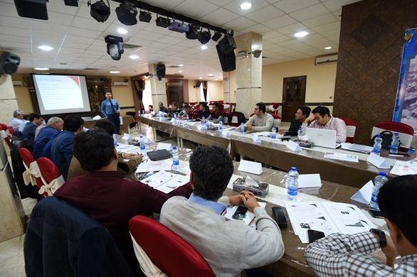 برگزاری دوره آموزشی ارزیابی HSE PLAN در مجتمع سنگ آهن فلات مرکزی