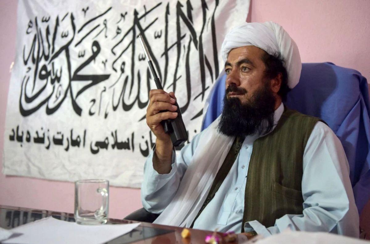 تیپ اسپورت یک طالبانی + عکس
