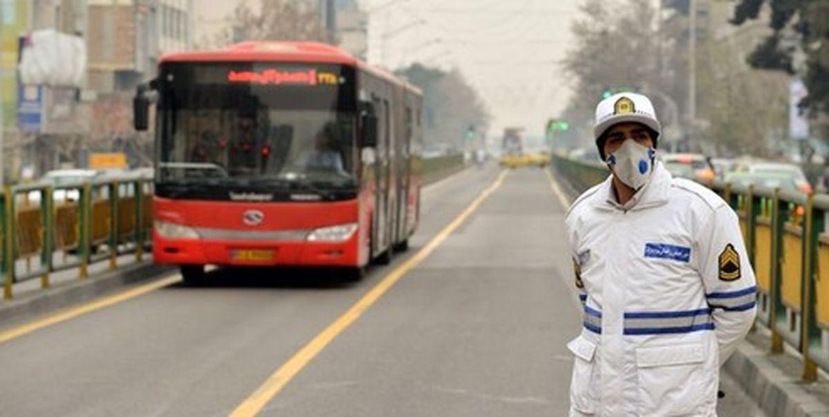 آلودهترین نقطه تهران کجاست؟